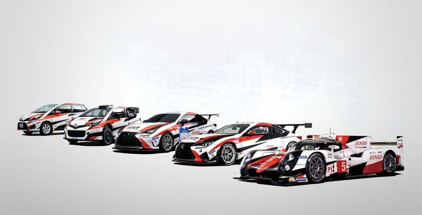 About TOYOTA GAZOO Racing In 2015, Toyota consolidated its motorsport activities under the name TOYOTA GAZOO Racing.