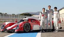 Again this year, Toyota takes on the challenge of the FIA World Endurance Championship (WEC) including the 24 Hours of Le Mans.