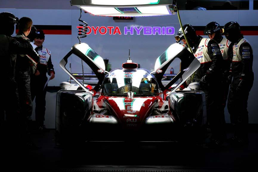 History of TOYOTA HYBRID System - Racing (THS-R) The TOYOTA HYBRID System (THS) was born to enable Toyota s hybrid system as a core technology, and later evolved into the THS-II for the