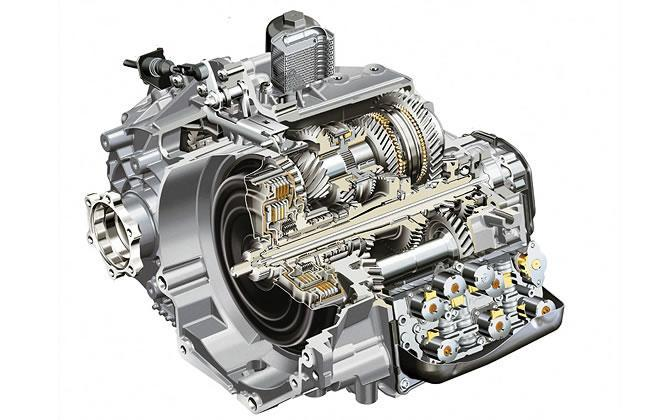 Transmission Technologies Dual Clutch Transmissions Example 6 or 8 speed
