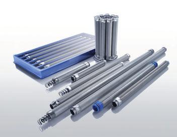 .. 200 µm (alternative micron ratings on request) Stainless Steel / Plastic For lubricating oils, heavy fuels, water, chemicals and cooling lubricants Star-Pleated Elements, Basket and