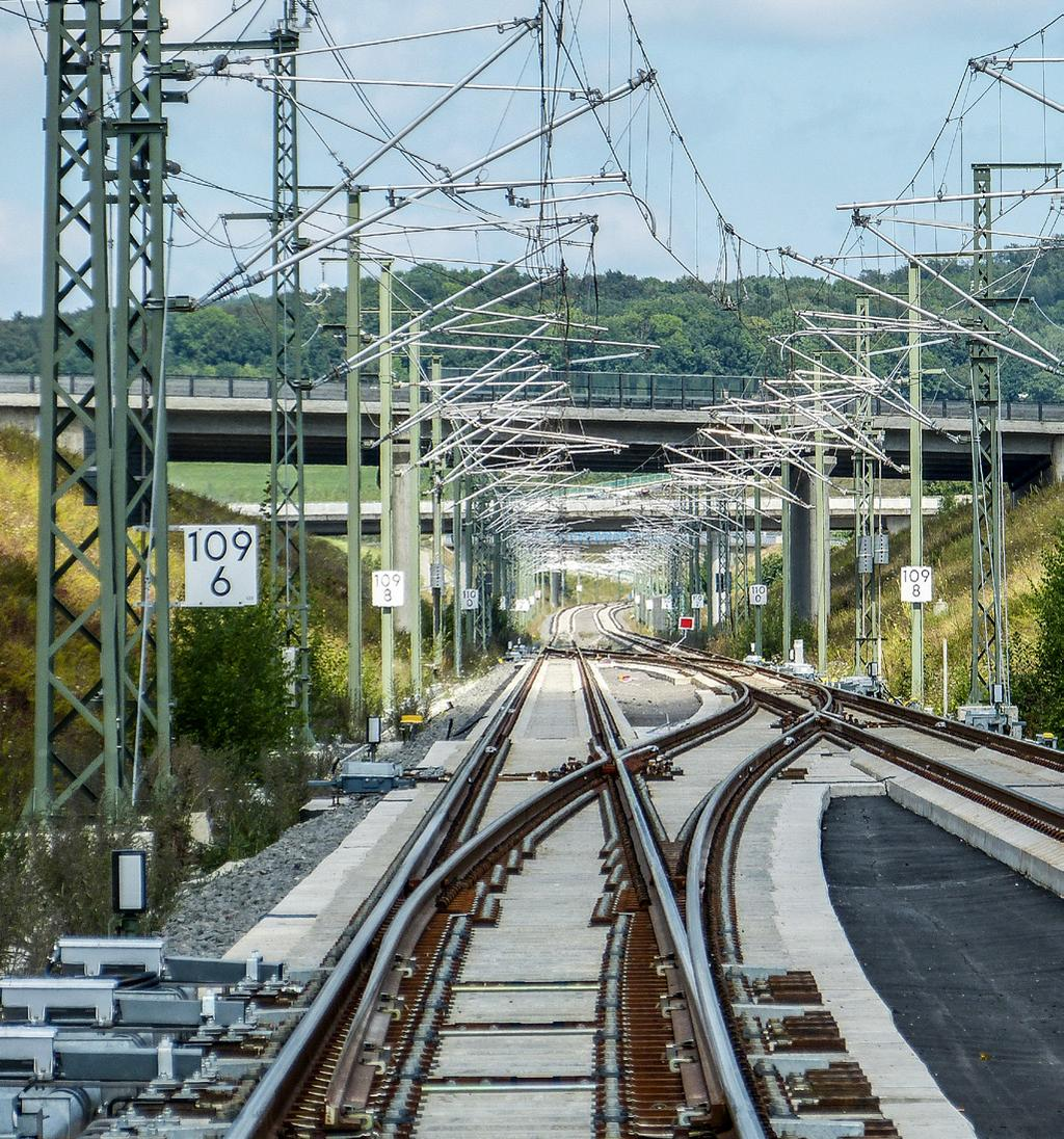 Competent Solutions for Electric Railways and