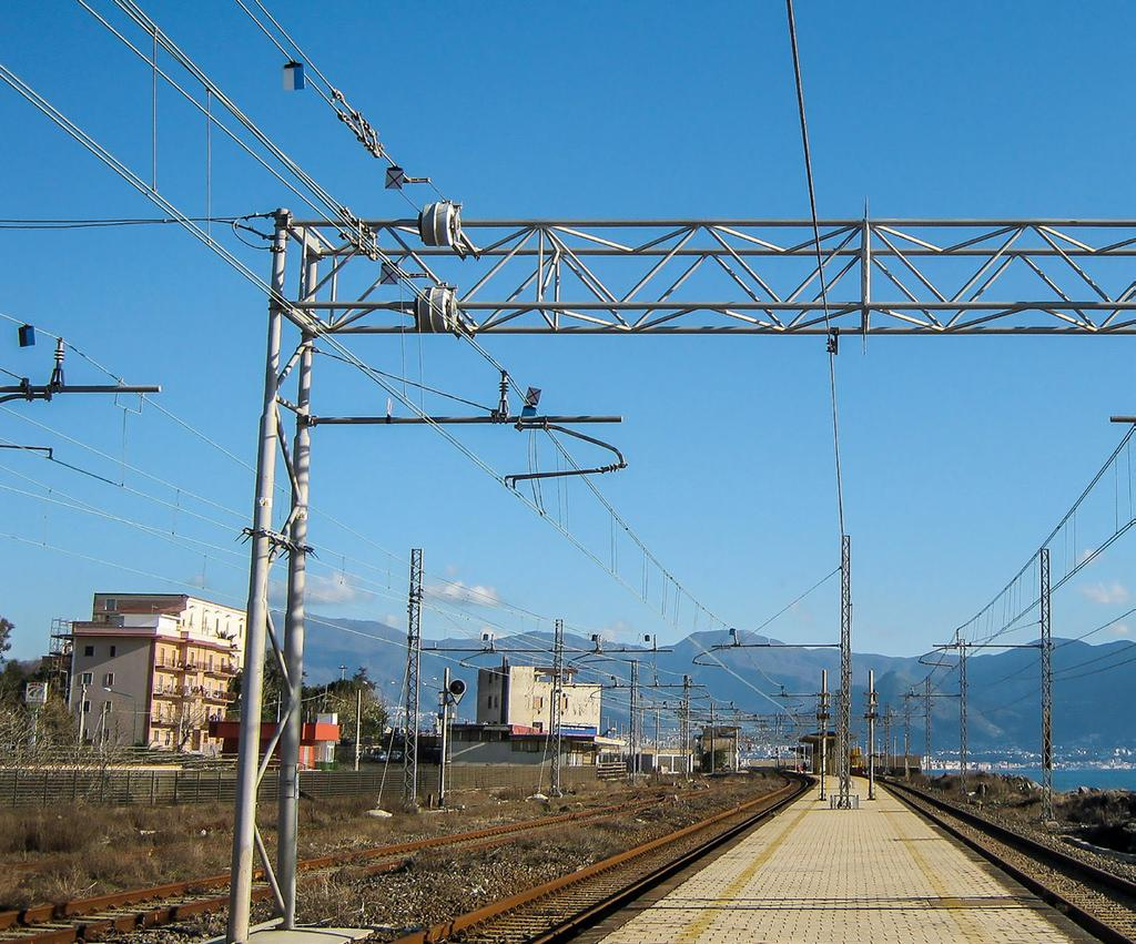 Expertise Tensioning Modern railway tracks place extremely high demands on their tensioning systems.