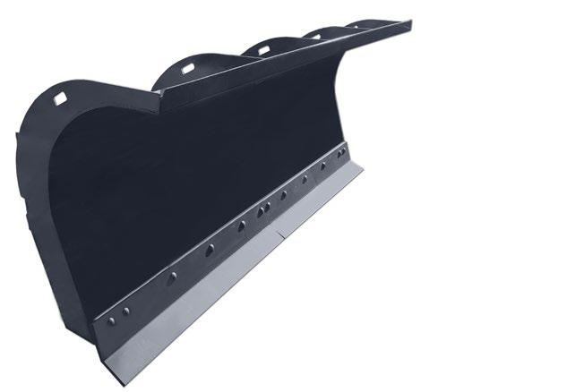 "X-treme Snow Plow Our X-treme Snow Plow allows you to efficiently clear driveways and parking lots. Easily angle the plow from within your cab, using the 3"" x 6"" hydraulic cylinder."