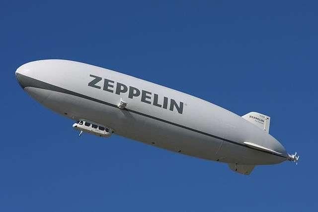 Zeppelin NT The concept of the semi-rigid airship was re-defined with the development of the Zeppelin NT.