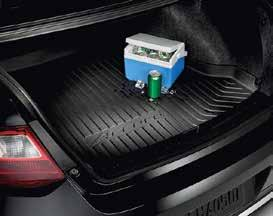 and Trunk tray Cannot   ACCORD