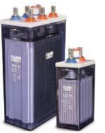 FLOODED SD / SDH LM SGL / SGH Vented Vented Vented FIAMM traditional batteries are available for high