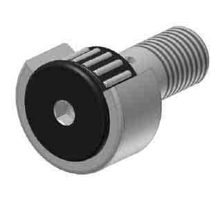 and Part Code Applicable axis diameter Feature Part Code 5 ~ 3 General purpose cam follower with screwdriver groove on the stud head.