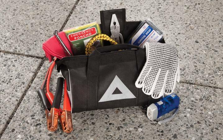 remain firmly in place Emergency Assistance Kit (B) Don t let small issues stop you in your tracks.