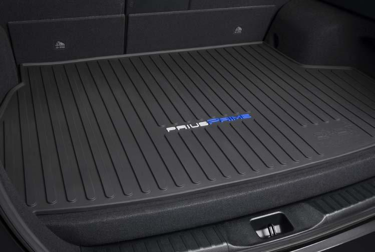 protect your cargo area with the Cargo Tray.