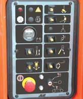Commonality of Components The Control ADE System Lift/Swing Multiple use of control lift and swing can be operated