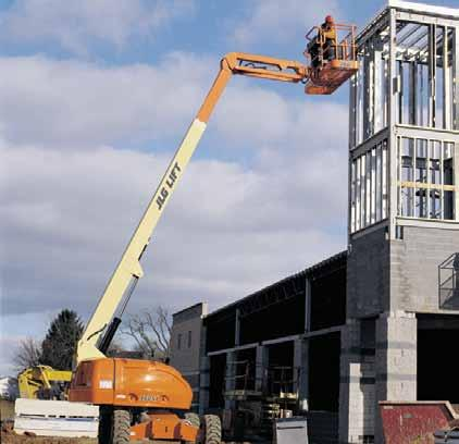 Scissor lifts that can handle more workers and supplies in one shot. Whether you re treading on slab or off, JLG boom and scissor lifts provide superior performance and reliability.
