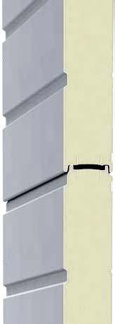 Door fixtures and fittings Section thicknesses, surface finishes and profile types Matching Matching 42 mm 67 mm 42 mm 67 mm 42 mm, Stucco-textured 67 mm, Stucco-textured 42 mm Micrograin 67 mm