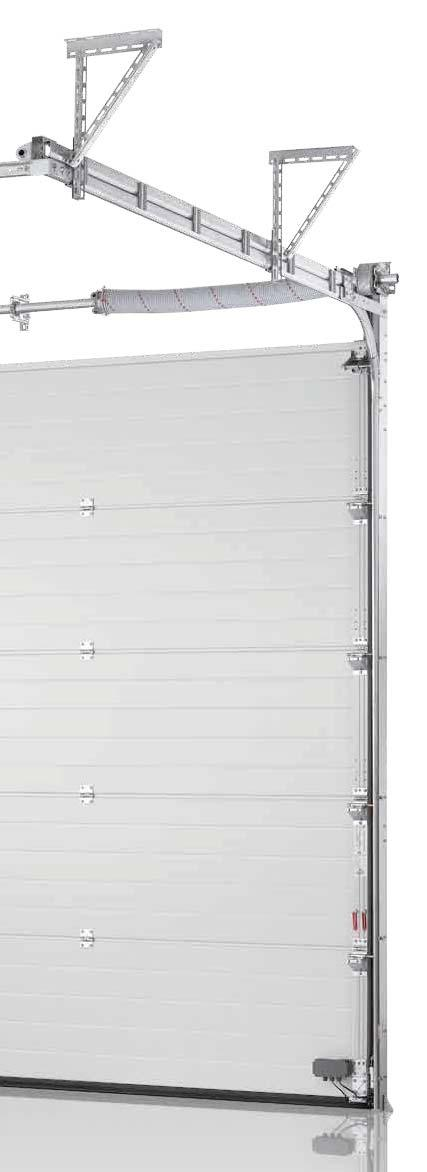 Safety features in accordance with European standard 13241-1 Doors must comply with the safety requirements of European standard 13241-1. Have this confirmed by other manufacturers!