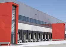 Sustainability verified and documented by the IFT in Rosenheim Hörmann is the only manufacturer who already received confirmation of the sustainability of all its industrial sectional doors through