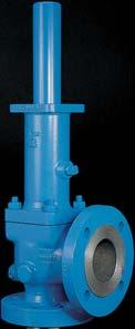 Safety Relief Valves a complete range of safety relief valves Pilot Operated Safety Valves For premium tightness on difficult services, such as gas liquid, steam, flashing fluids, cryogenics etc.