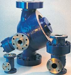 Steam & Power Products a complete range of boiler trim and control valves Pump Protection Valves and Systems Boiler Level Gauges Automatic minimum flow valves or systems for the protection of