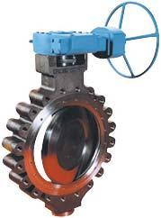 ndustrial Valves a complete range of butterfly valves for general industrial and process applications Resilient Seated (Utility Valves) Resilient Seated Butterfly High Performance Butterfly