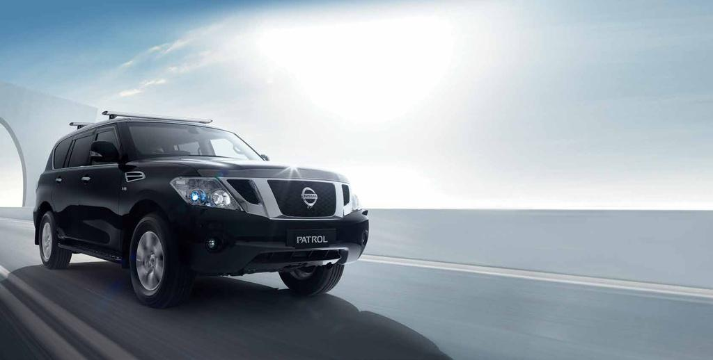 NISSAN GENUINE COMPLETE CONFIDENCE Nissan is committed to providing accessories that are designed and developed specifically for your vehicle.