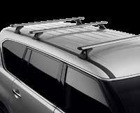 Roof Rack, Aluminium (Large) The Aluminium Roof Rack