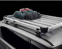 conjunction with Nissan Genuine Roof Bars.