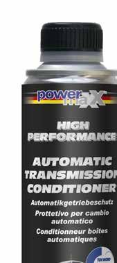 33179 33175 33174 33173 33172 Automatic Transmission Conditioner For the preservation of seals and o-rings.