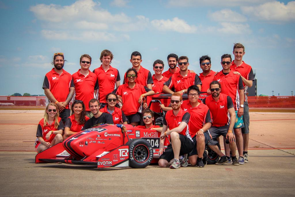 Our Team McGill Formula Electric is composed of undergraduate students dedicated to learning about alternative means of transportation.
