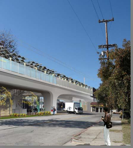 Phase 1 Project Description 8.6 mile corridor from Downtown Los Angeles to Culver City 1.