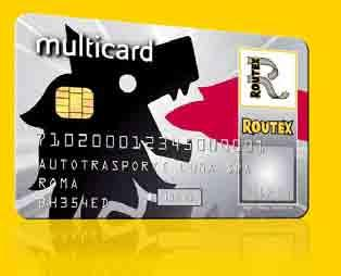 integrated products and services platform card Multicard is eni s card that offers numerous services to professional hauliers: rapid, secure self-service transactions 24 hours a day, with fully
