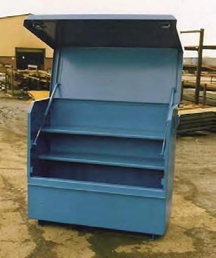 Transportable Tool Chests C Series Sizes Available: Model Length Depth Height C6 6 0 2 3 4 1 C5 5 0 2 3 4 1 C4 4 2 2 3 4 1 C3 3 2 2 3 4 1 Transportable Tool Chests MC Series Sizes Available: Model
