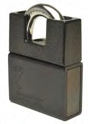 29 Padlock Options Available 10 Regular Fully removable