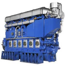 Introduction to Marine Engines on LNG Marine gas engine principles Diesel Ignited Dual-Fuel engine (DF)
