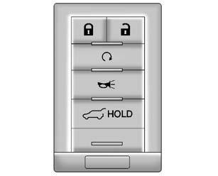 Keys, Doors, and Windows 2-3. If the transmitter is still not working correctly, see your dealer or a qualified technician for service.