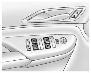 Keys, Doors, and Windows 2-23 The power windows:. Can be operated with the ignition in ACC/ACCESSORY or ON/RUN/START.. Can be operated within 10 minutes of switching the ignition off.