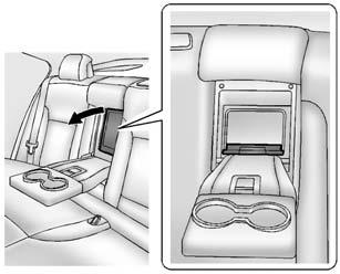 3-12 Seats and Restraints the off setting. Three lights indicate the highest setting, and one light indicates the lowest.