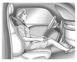 Seats and Restraints 3-29 Also make sure the child restraint is not trapped under the vehicle head restraint. If this happens, adjust the head restraint. See Head Restraints on page 3-2. 6.