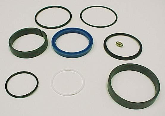 TEFLON BACK-UP RING *1 05-1037 BACK-UP RING *1 500756 ROD GUIDE SEAL *1 500757 ROD WIPER 1 10-1002 GREASE FITTING Page 21 of 25 * included within