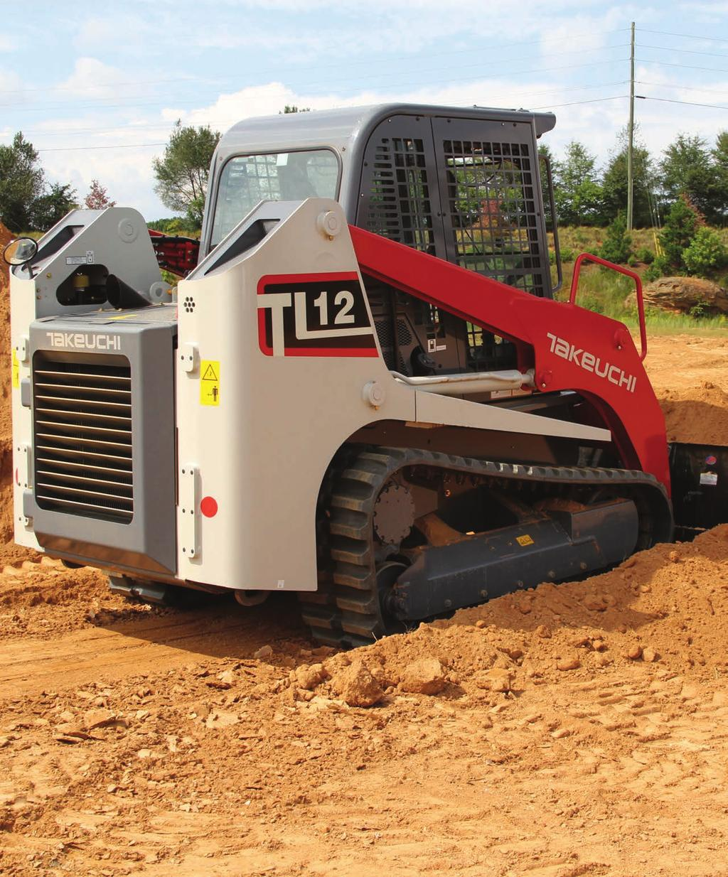 Wheel Loaders 2016 Takeuchi Manufacturing (U.S.), Ltd.