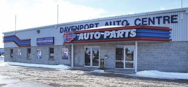Still, Davenports.ca Auto Parts and Supplies remains committed to the same values under which it was founded: quality and service. We re not playing the price game.