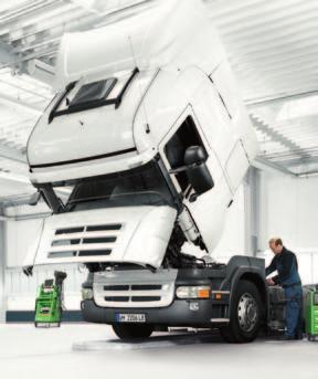Reliable power for everyone: Bosch T- batteries for commercial vehicles Commercial vehicles need a great deal from their energy supply: Long downtimes and a large number of electrical consumers can