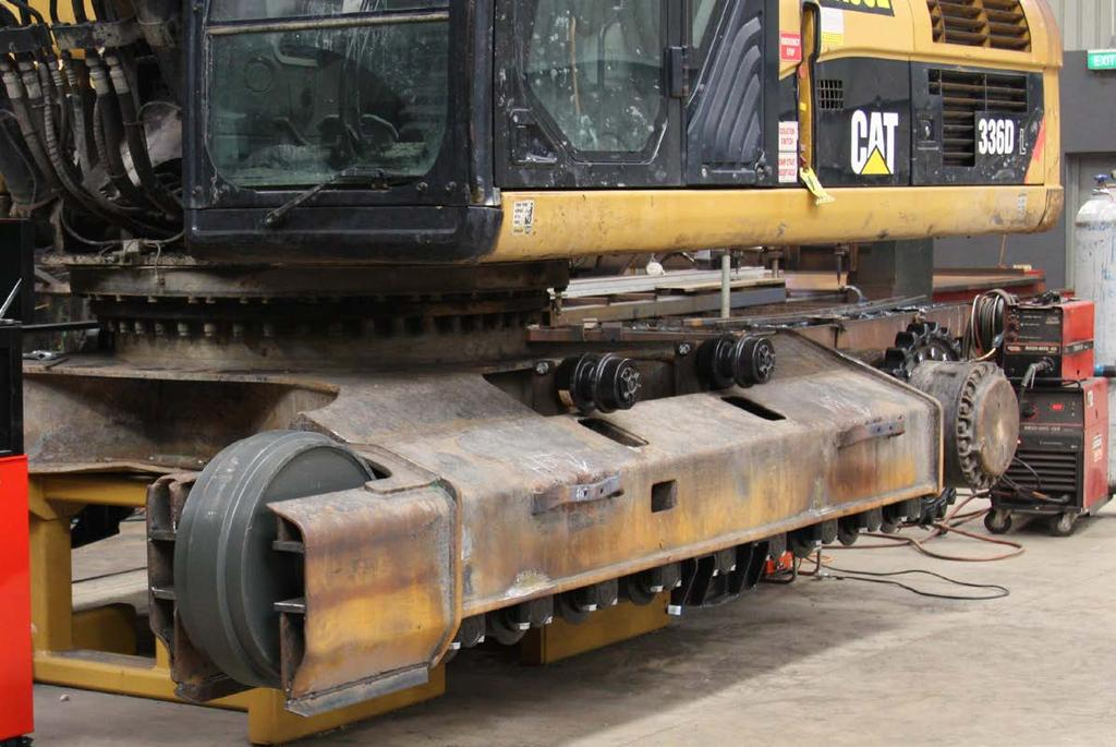 Duty ITM Undercarriage Talk to us today about getting your Excavator or Dozer in to