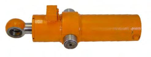 BACKHOE CYLINDERS CASE Part No. Description Qty. lbs.