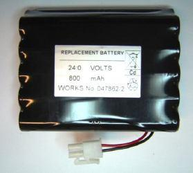 AS30008 24v 700mAh Works 047862/2 replacent Battery ML2141 Cardioline Delta 60 Plus Battery for ECG Cardioline Delta