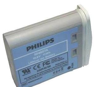 10,8v 65Wh, Lithium Ion Battery Hewlett Packard (Philips) Intellivue MP20, MP30, MP40, MP, 50MP70, M8001A, M8002A, M8003A,