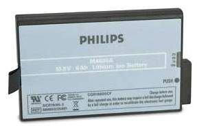 Application:Compatible with Philips SureSigns VM3,VM4,VM6,VS ML1911 Battery M5070A Philips defibrillator brand Ref.