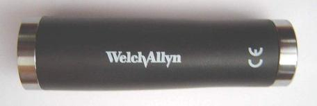 5v Nickel-Cadmium Rechargeable Battery (Red) Welch Allyn 72000 2,5V P/Punhos Ref: