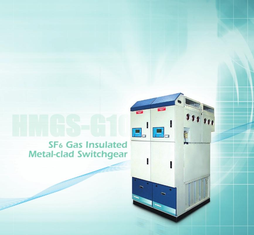 Medium Voltage > > SF6 Gas Insulated Metal-clad Switchgear Environmental Qualification The switchgear equipments is evaluated by optimum analysis and test for easy maintenance and long lifetime.