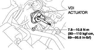 FUEL INJECTOR FUEL INJECTOR REMOVAL/INSTALLATION 1. Follow the before repair procedure and perform fuel line safety procedure. (See BEFORE REPAIR PROCEDURE.) 2. Disconnect the negative battery cable.