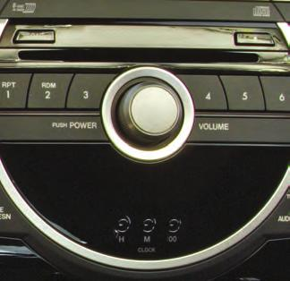 In-Dash 6-Disc CD/MP3 Changer Change is good.