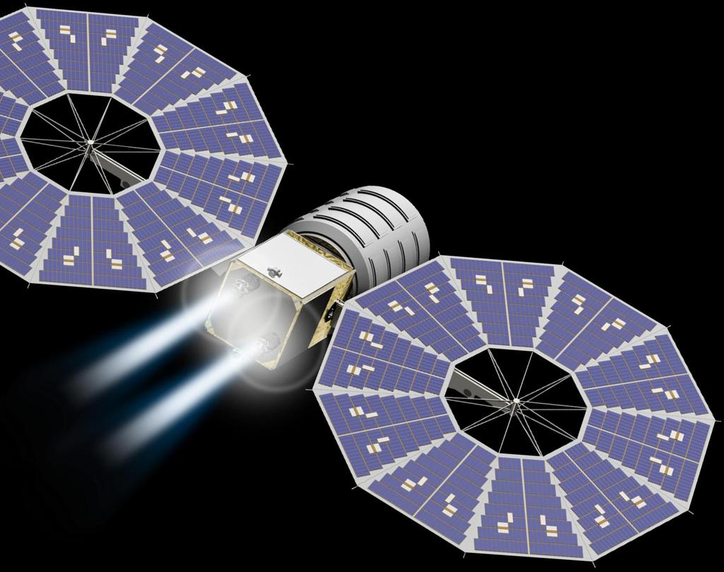 Solar Electric Propulsion (SEP) NASA is